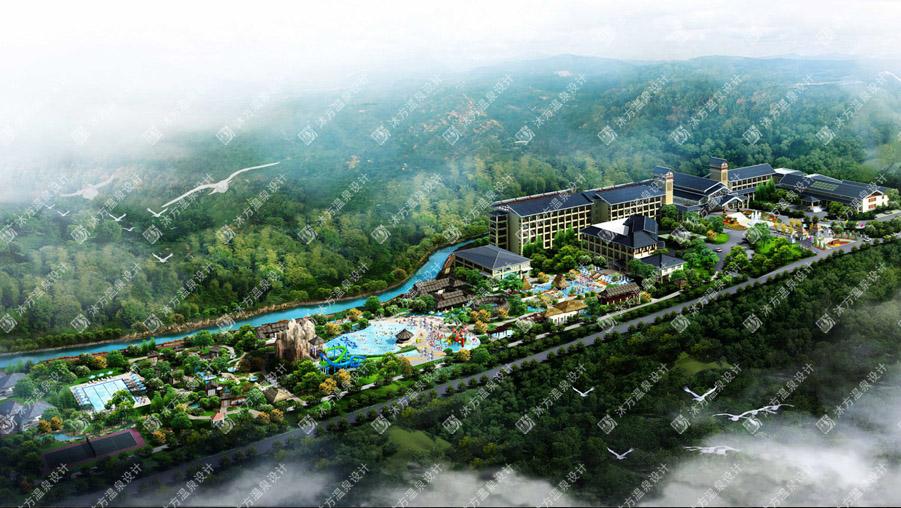 江西武功山嵘源国际温泉度假村