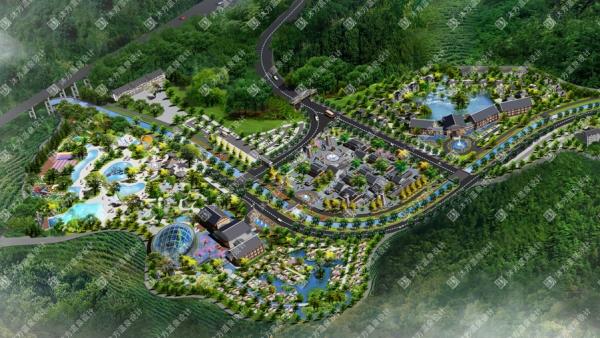 贵州凯里雷山陶尧温泉文化度假区