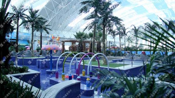 黑龙江亚布力温泉酒店室内水乐园