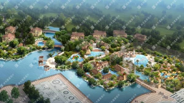 河北衡水湖泰华雅阁酒店温泉工程
