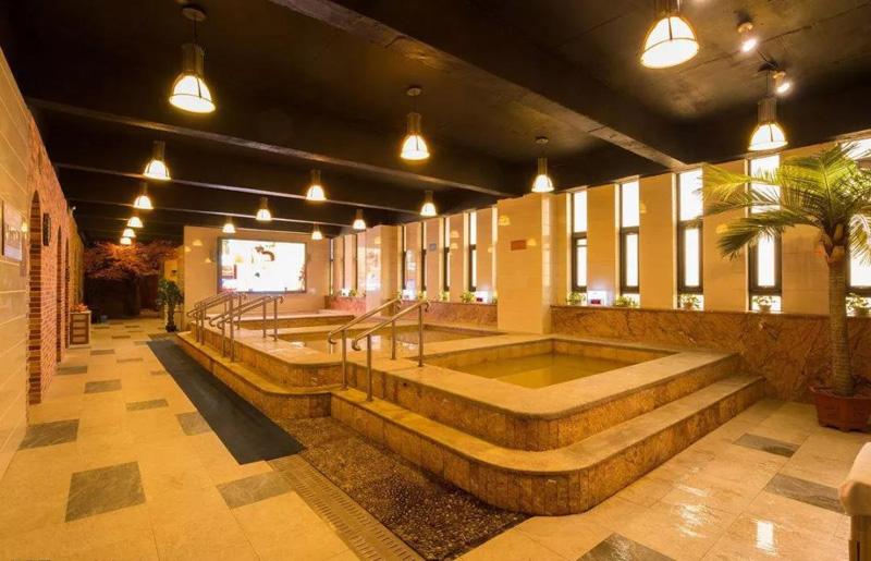 温泉设计,温泉规划