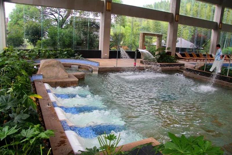 温泉度假区设计,温泉度假区规划