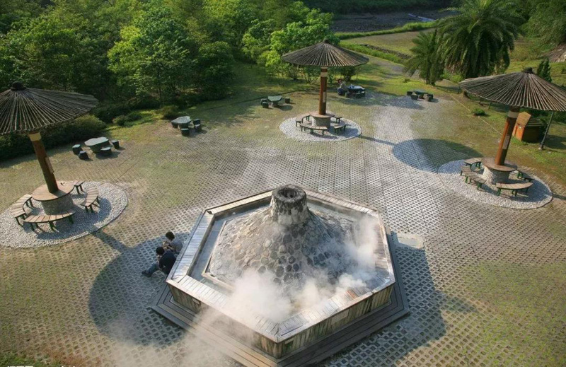 温泉项目设计,温泉设计施工