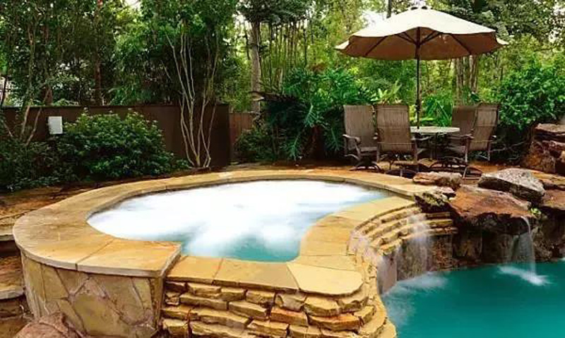 温泉景观,温泉景观设计